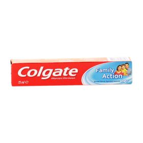 Colgate Dentifricio Family action ml.75