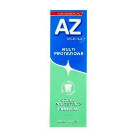 AZ Dentifricio Protezione famiglia ml.75 + 25