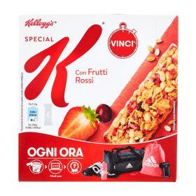 Kellogg's Barrette special k frutti rossi gr. 21 5 x 6