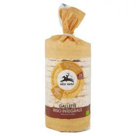 Alce Nero Gallette di riso integrale bio gr. 100