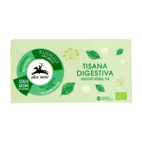 Alce Nero Tisana digestiva Bio 20 filtri