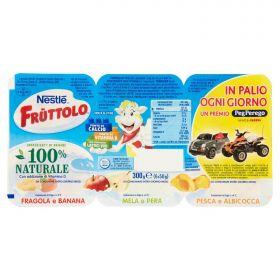 Nestlé Fruttolo frutta mista gr. 50 x 6