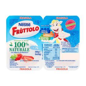 Nestlé Fruttolo alla fragola gr. 50 x 4