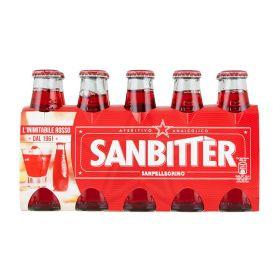 San Pellegrino Bitter rosso cl. 10 x10