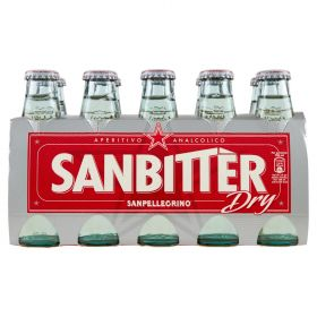 Sanpellegrino  Bitter dry cl. 100 x10