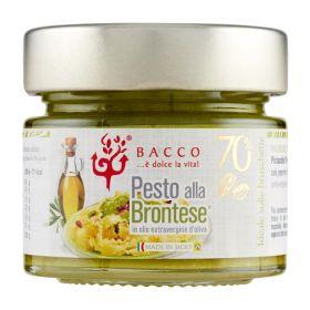 Bacco Pesto di pistacchi gr. 90