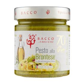 Bacco Pesto di pistacchi gr. 190