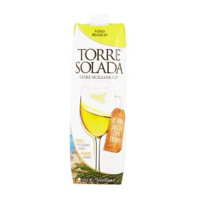 Torre Solada Vino bianco brik lt. 1