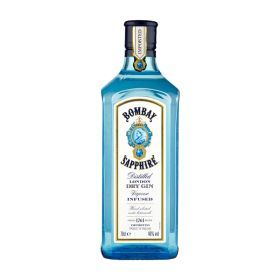 Bombay Dry gin sapphire cl. 70