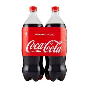 Coca cola PET lt. 1,35 x 2