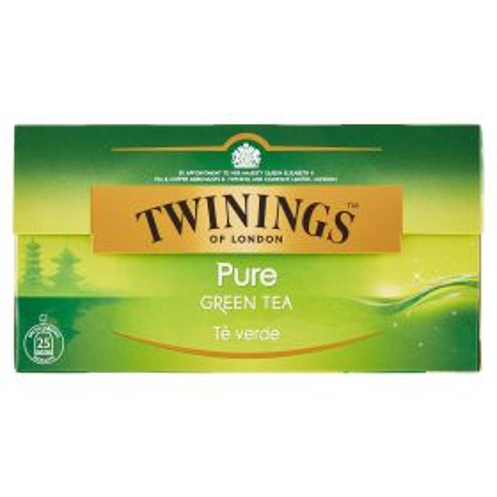 Twinings Tè classico pure green 25 filtri