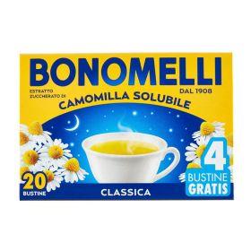 Bonomelli Camomilla solubile 20 filtri