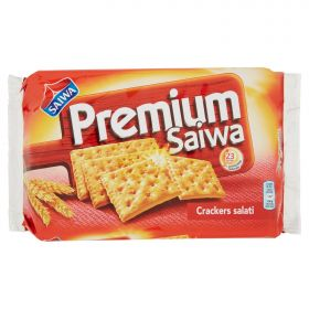 Saiwa Crackers salati gr. 315