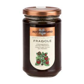 Agrimontana Confettura di fragole gr. 350