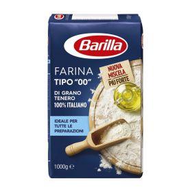 Barilla Farina di grano tenero 00 kg. 1