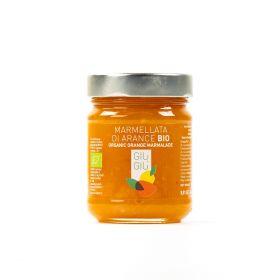 giù giù marmellata arance bionde bio biologico gr 250 prezzemolo e vitale