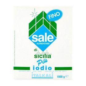 Italkali Sale fino iodato kg. 1