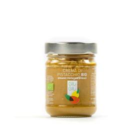 giù giù crema di pistacchio bio biologico gr. 200 prezzemolo e vitale