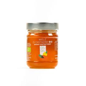 giù giù miele castagno bio biologico gr 250 prezzemolo e vitale
