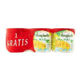 Bonduelle Mais conf. 2+1 omaggio gr. 300 x 3
