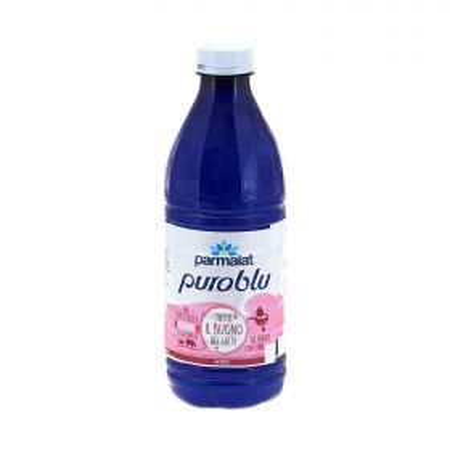 Parmalat Puro blu latte intero Pet Lt. 1