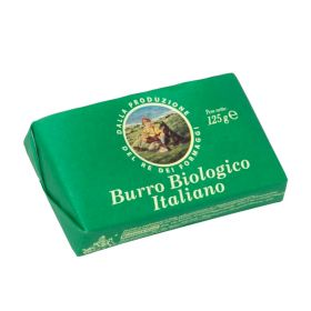 Montanari Burro pastorizzato bio gr. 125