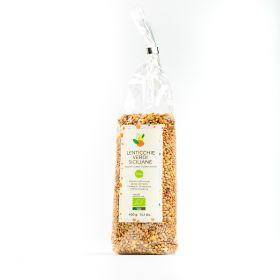 giù giù lenticchie verdi mignon 400 grammi siciliane sicilia prezzemolo e vitale