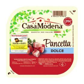 CasaModena Pancetta dolce a cubetti gr. 110
