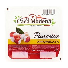 CasaModena Pancetta affumicata a cubetti gr. 110