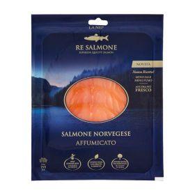 Re Salmone Norvegese affumicato gr. 100