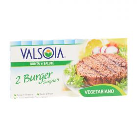 Valsoia Burger di soia gr. 75 x2