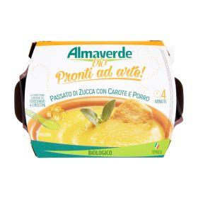 Almaverde Bio Passata di zucca carciofi e pomodoro  gr. 310