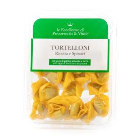 Le Eccellenze di Prezzemolo & Vitale Tortelloni ricotta e spinaci gr. 250