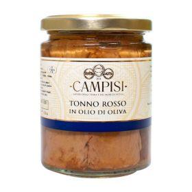 Campisi Tonno rosso in olio d'oliva gr.220