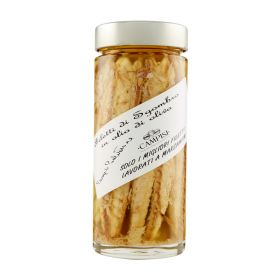 Campisi Filetti di sgombro in olio d'oliva gr.600
