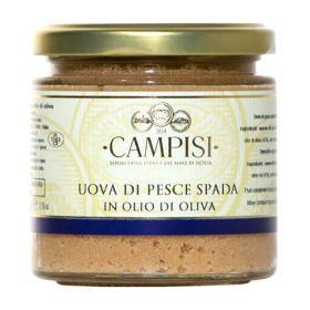Campisi Uova di pesce spada in olio d'oliva gr.210