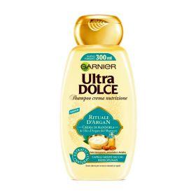 Garnier Ultradolce shampoo rituale d'argan ml. 300