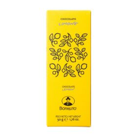 Bonajuto Cioccolato di Modica al limone gr. 50