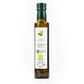 Giù Giù Olio extravergine di oliva IGP bio ml. 250