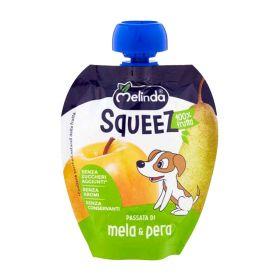 Melinda Squeez mela e pera gr. 90