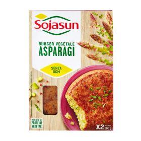 Sojasun Burger asparagi gr. 100 x 2