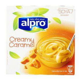 Alpro Dessert al caramello gr. 125 x 4
