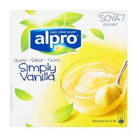 Alpro Dessert alla vaniglia gr. 125 x 4