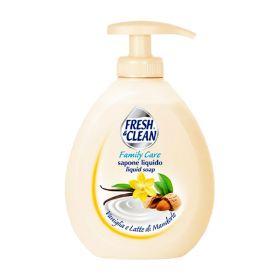 Fresh&Clean Sapone liquido alla vaniglia ml. 300