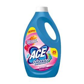Ace Detersivo igienizzante color 25 lavaggi x 3