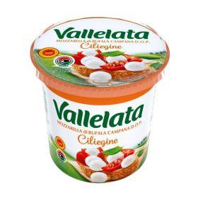 Galbani Vallelata ciliegine di mozzarella di bufala gr. 150