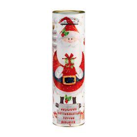 Premieres Tubo Babbo Natale biscotti caramello gr. 200