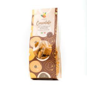 giù giù biscotti al cioccolato gr. 290 prezzemolo e vitale