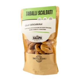 Callipo Taralli all' olio extravergine di oliva gr. 330