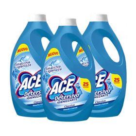Ace Liquido igiene regolare lavatrice  25x3